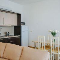 """Номер """"Апартамент с 3 спальнями с кухней (Морской квартал)"""""""