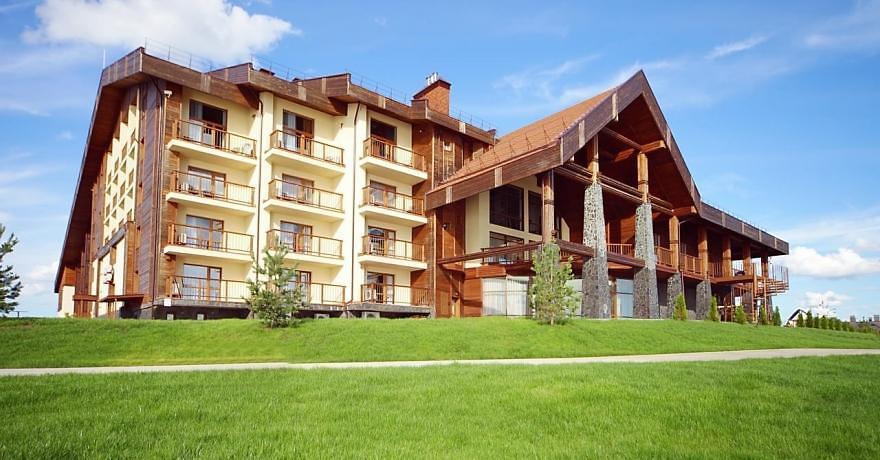 Официальное фото Гостиницы Конаково Ривер Клаб  звезды
