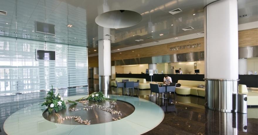 Официальное фото Отеля Мираж 5 звезды