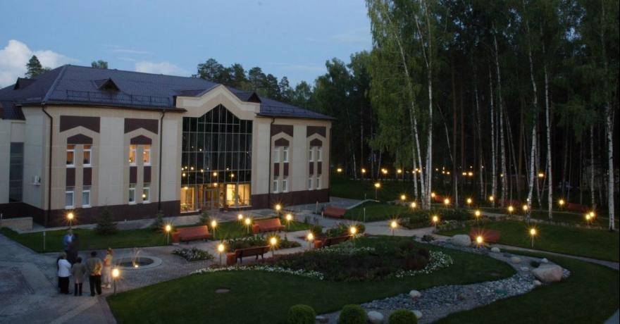 Официальное фото Санатория Балкыш 3 звезды