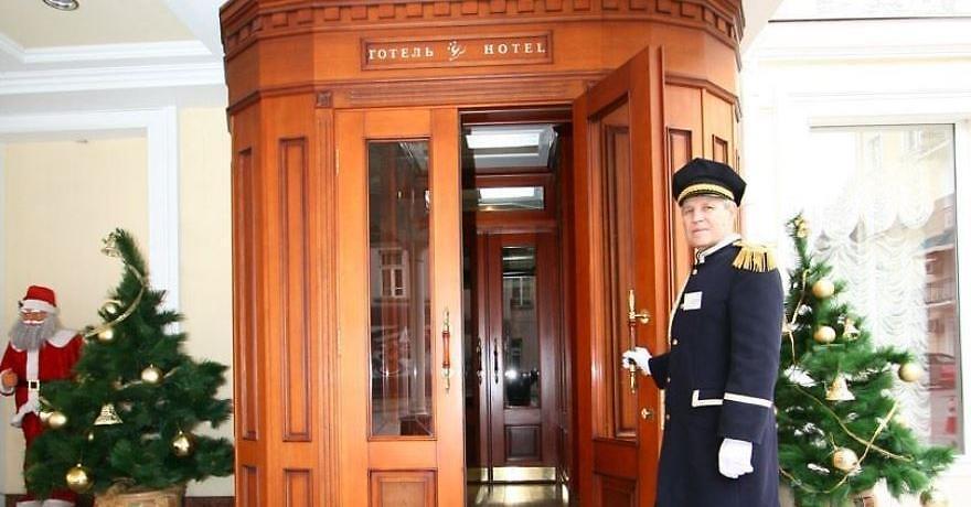 Официальное фото Гостиницы Украина 3 звезды