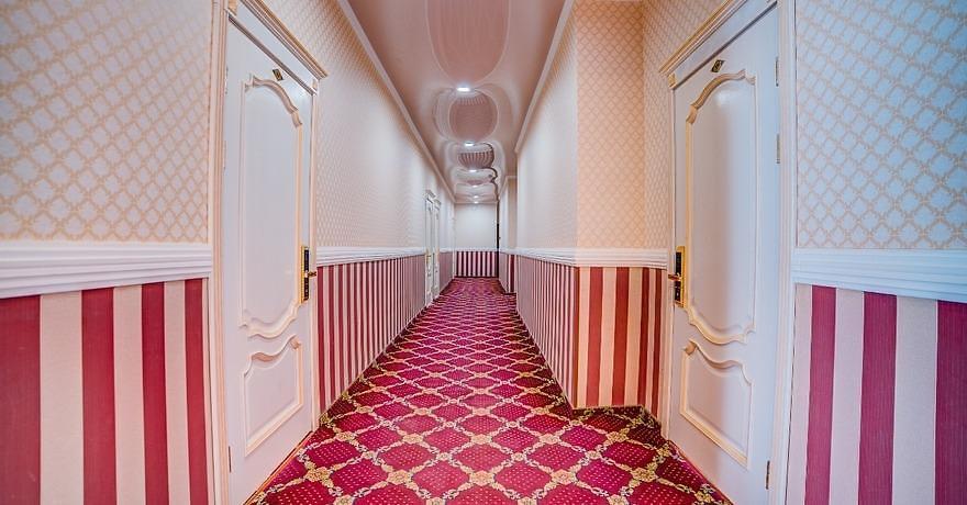 Официальное фото Отеля Россия 3 звезды