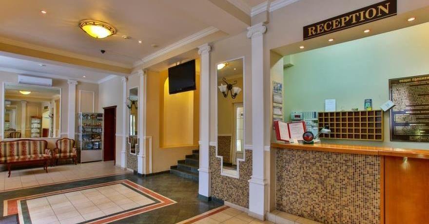 Официальное фото Отеля Сокол  звезды