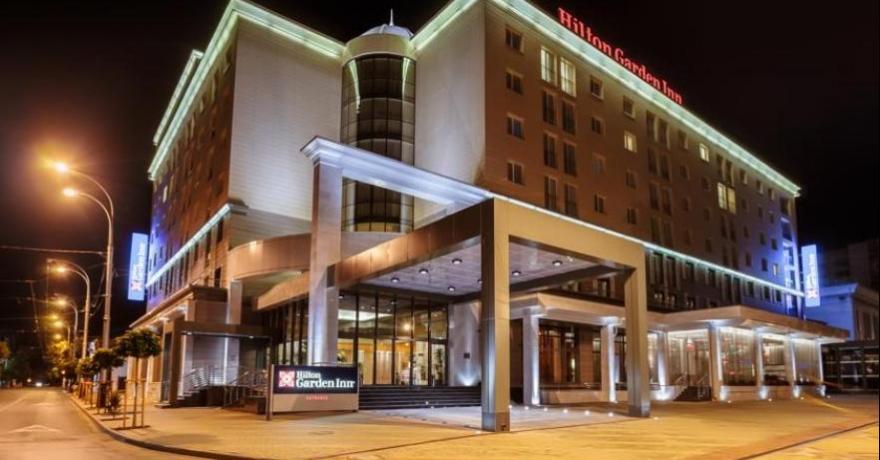 Официальное фото Отеля Хилтон Гарден Инн 4 звезды