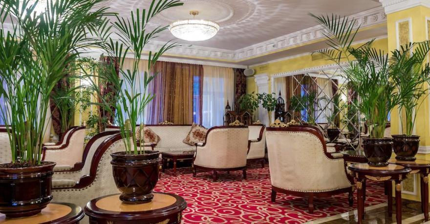 Официальное фото Отеля Мандарин 4 звезды