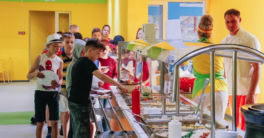 Официальное фото Детского лагеря Мандарин  звезды