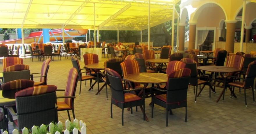 Официальное фото Парк-отеля Марат 3 звезды