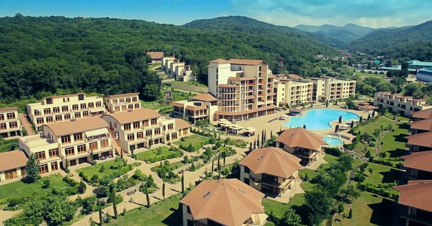 Официальное фото СПА-Отеля Аквамарин 4 звезды