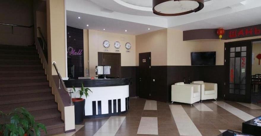 Официальное фото Отеля Мьюзик Холл 3 звезды