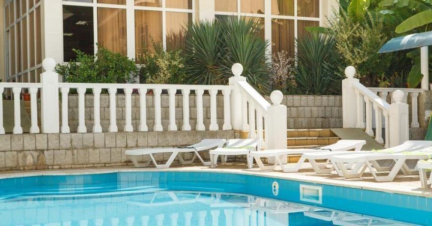 Официальное фото Отеля Экодом Family 2 звезды