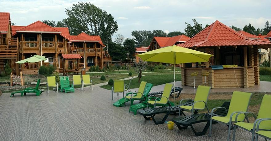 Официальное фото Парк-отеля Дивный 3 звезды