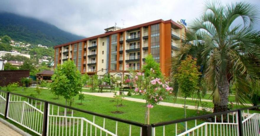 Официальное фото Гостиничного  Комплекса Алекс Resort & Spa Hotel 4 звезды