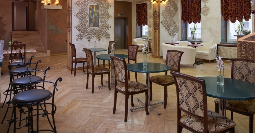 Официальное фото Отеля Годунов 4 звезды