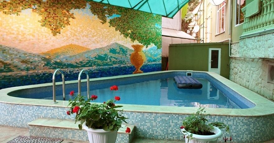 Официальное фото Отеля Парадиз 3 звезды