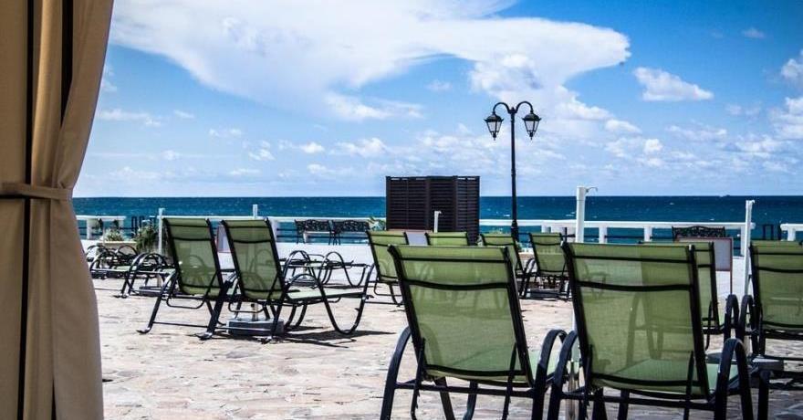 Официальное фото СПА-Отеля Острова 4 звезды