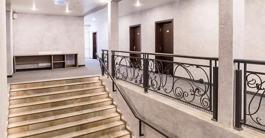 Официальное фото Отеля Ивмонтан 3 звезды