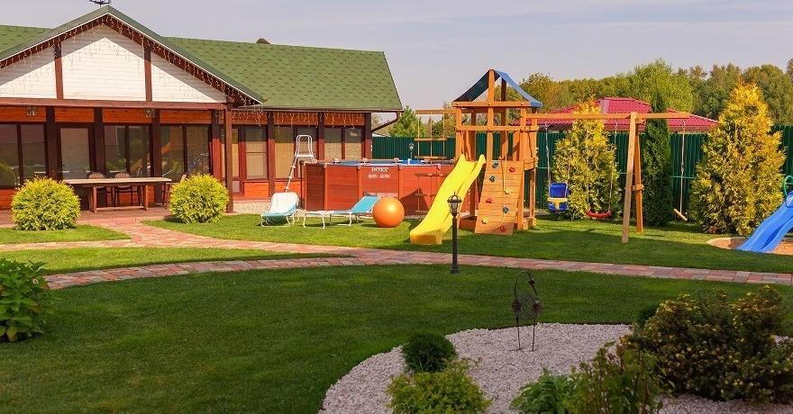 Официальное фото Гостевого дома Суздальский хутор  звезды