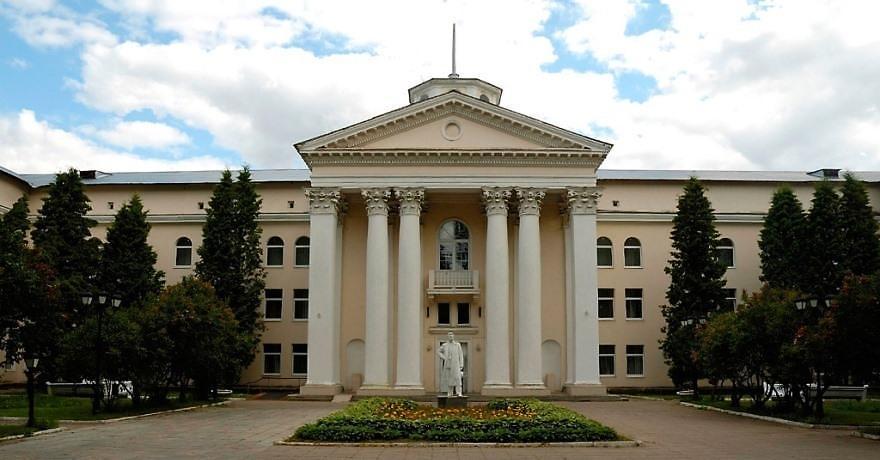 Официальное фото Санатория Имени Горького Минздрава России  звезды