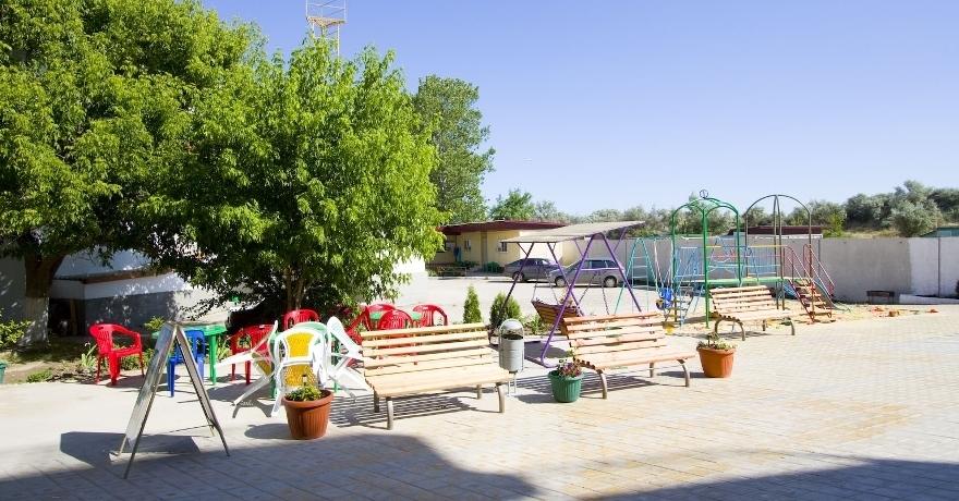 Официальное фото Курортного отеля Санвиль Антарес 2 звезды