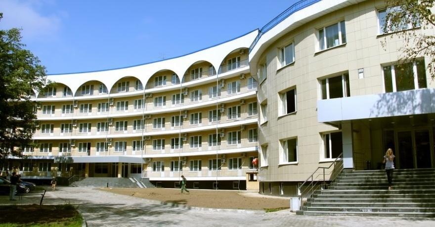 Официальное фото Парк-отеля Воздвиженское 4 звезды