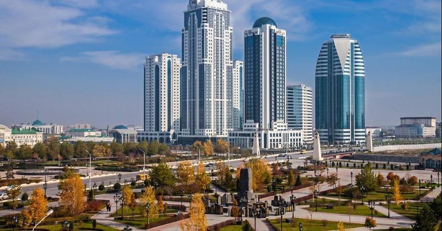 Официальное фото Отеля Грозный Сити 5 звезды