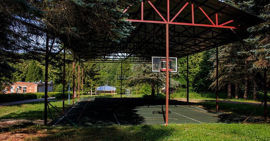 Официальное фото Детского лагеря Олимп-Кэмп  звезды