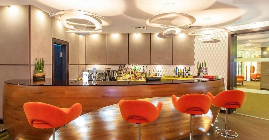 Официальное фото Бизнес-отеля Московская Горка 4 звезды