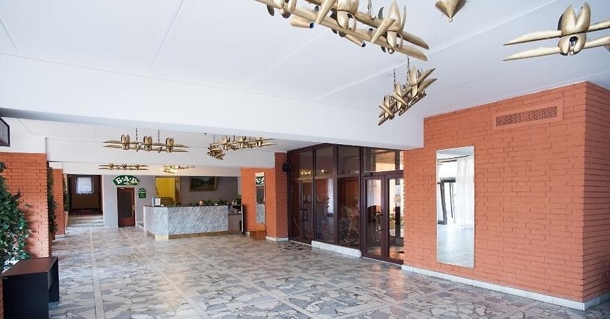 Официальное фото Парк-отеля Райки  звезды