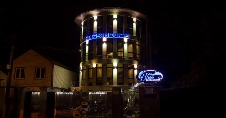 Официальное фото Отеля Bliss House 3 звезды
