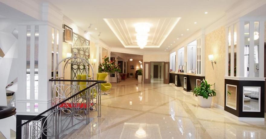 Официальное фото Гостиницы White hill 4 звезды