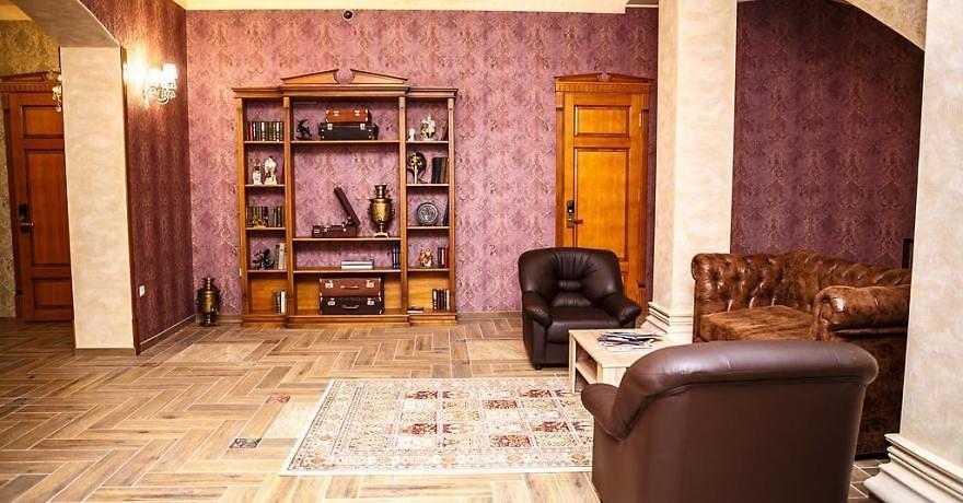 Официальное фото Отеля Баринъ 4 звезды