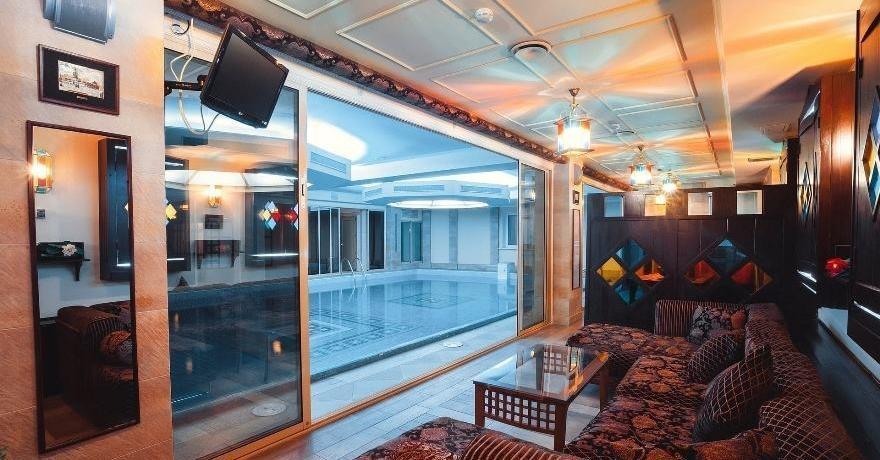 Официальное фото Шато-Отеля Немчиновка Парк  звезды