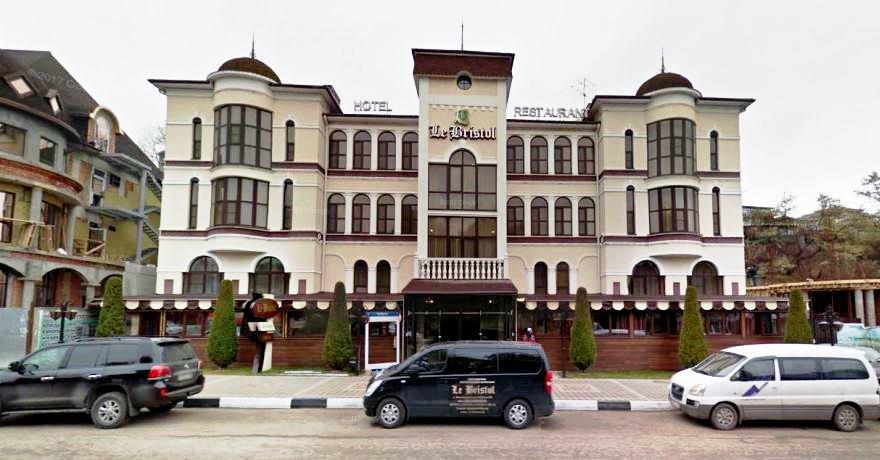 Официальное фото Отеля Ле Бристоль 3 звезды