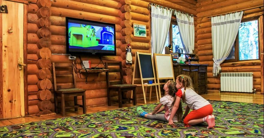 Официальное фото Парк-отеля Архангельская слобода  звезды