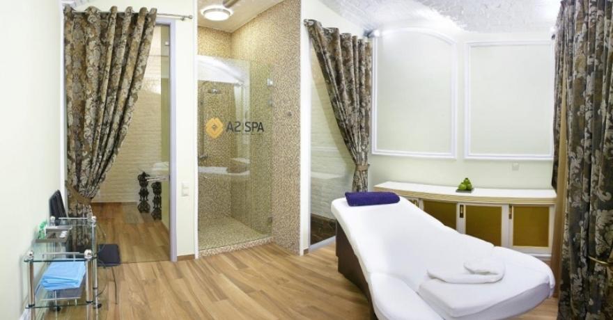Официальное фото Отеля Росси Boutique Hotel & SPA 4 звезды