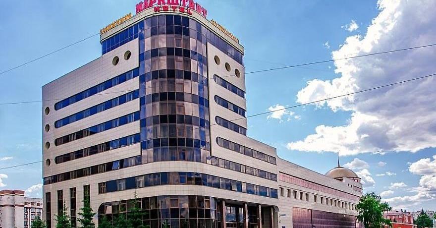 Официальное фото Отеля Маркштадт 4 звезды