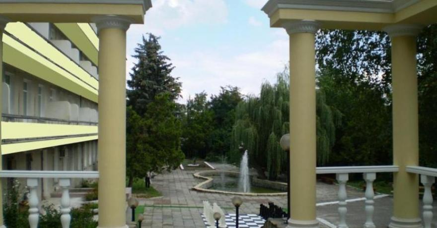 Официальное фото Санатория Пятигорье  звезды