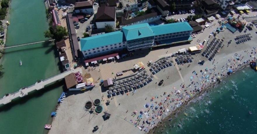 Официальное фото Отеля Дивный мир Альбатрос  звезды