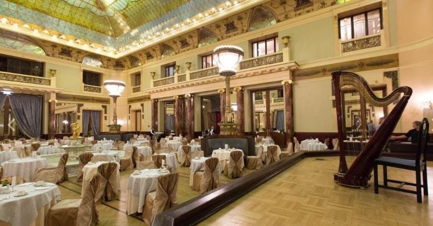 Официальное фото Отеля Метрополь 5 звезды