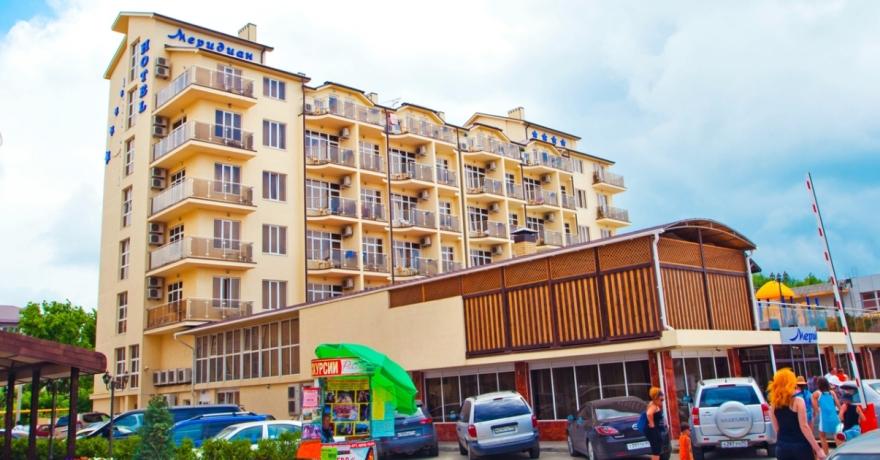Официальное фото Отеля Ателика Гранд Меридиан 4 звезды