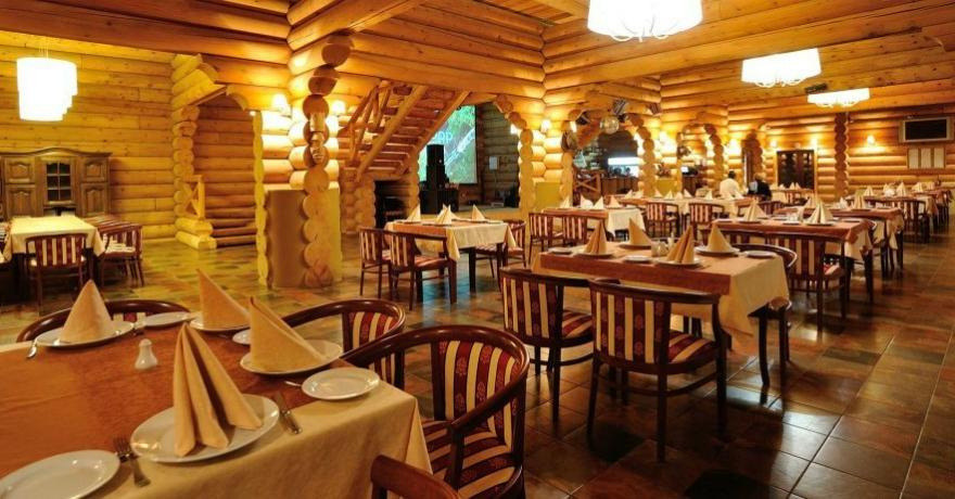 Официальное фото Эко-отеля Марьин Остров  звезды