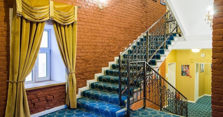 Официальное фото Отеля Арт Деко Приморский  звезды