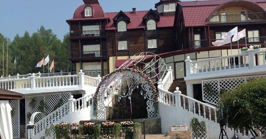 Официальное фото Отеля Легенда Байкала  звезды