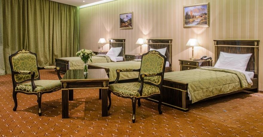Официальное фото Отеля СК Роял Москва 4 звезды