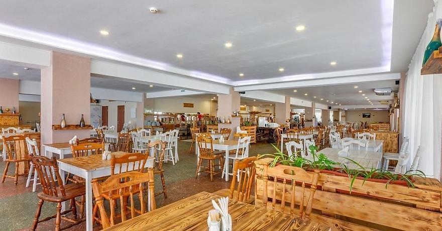 Официальное фото Курортного комплекса Горизонт Геленджик Резорт 2 звезды