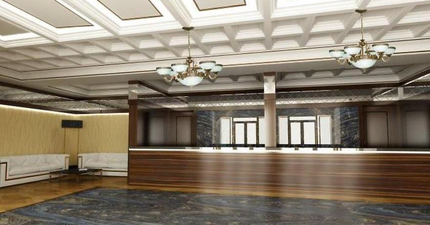 Официальное фото Отеля Аура 4 звезды