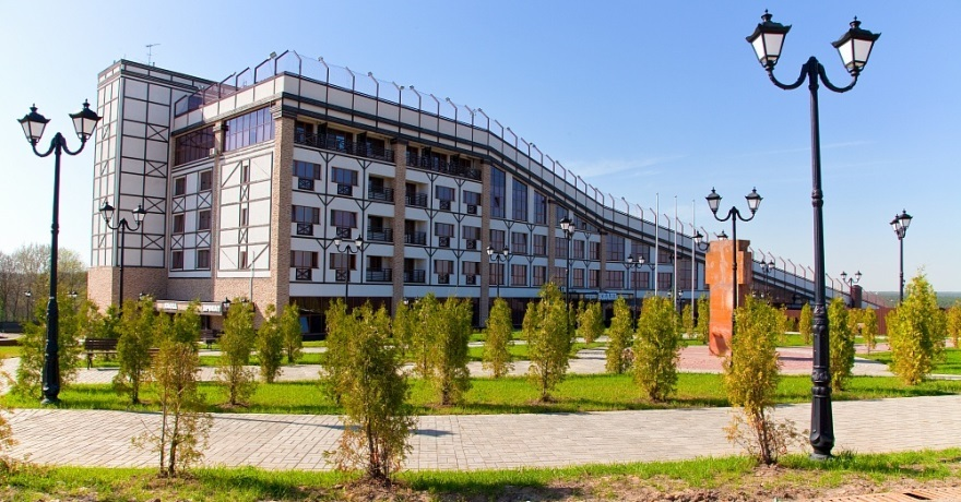 Официальное фото Отеля СК-Роял Калуга 4 звезды