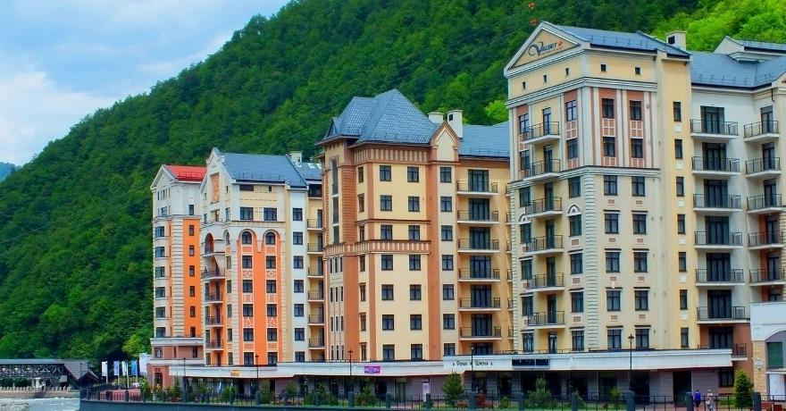 Официальное фото Апарт-Отеля Вальсет 3 звезды