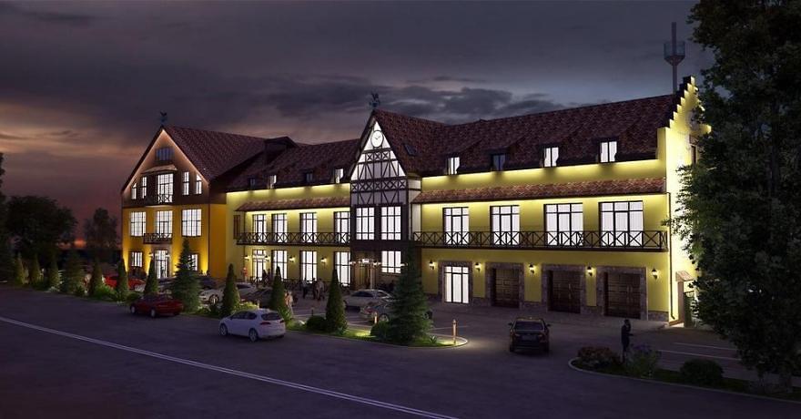 Официальное фото Отеля Роял 4 звезды