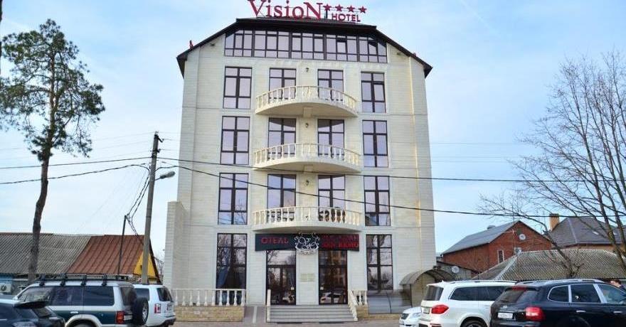 Официальное фото Отеля Vision 3 звезды